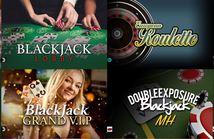 casino cruise blackjack games