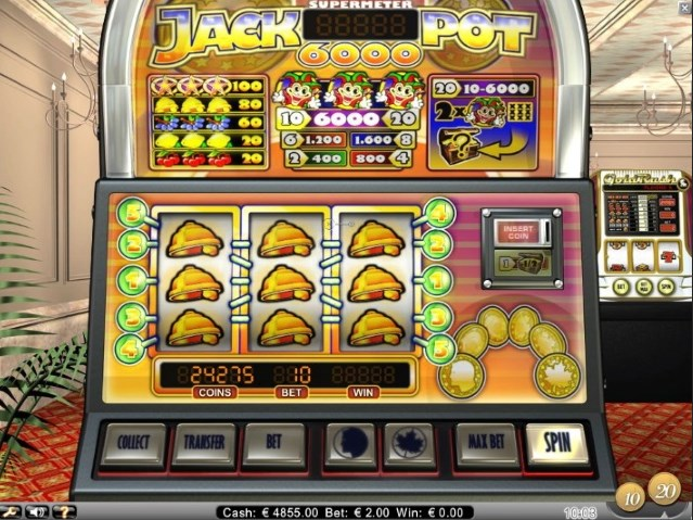 Casino Cruise Jackpot