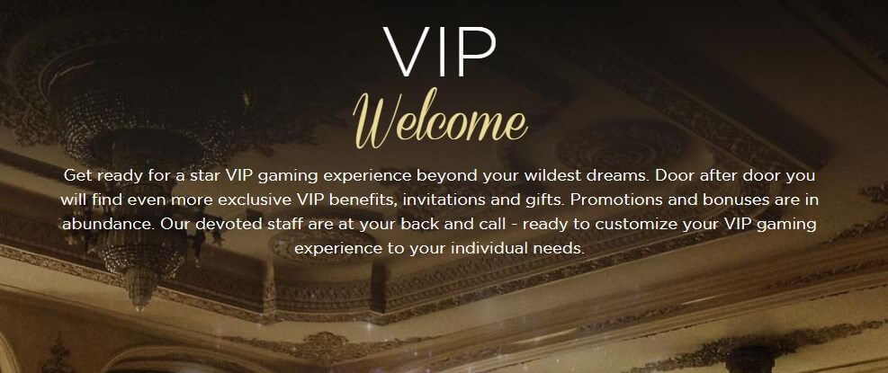 Cruise online casino VIP Club